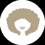 Leydi Beauty cheveux frisés à crépus