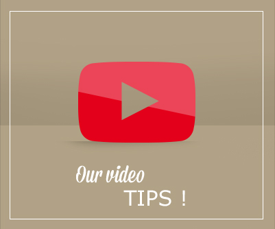 Our video tips