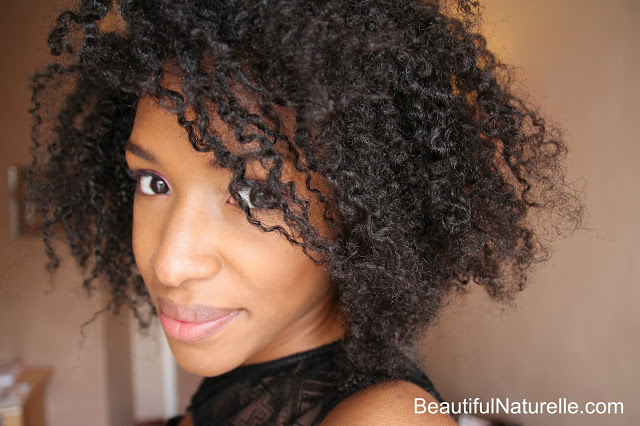 Revue sur Nappy Queen par Beautiful Naturelle Natural girls rock !