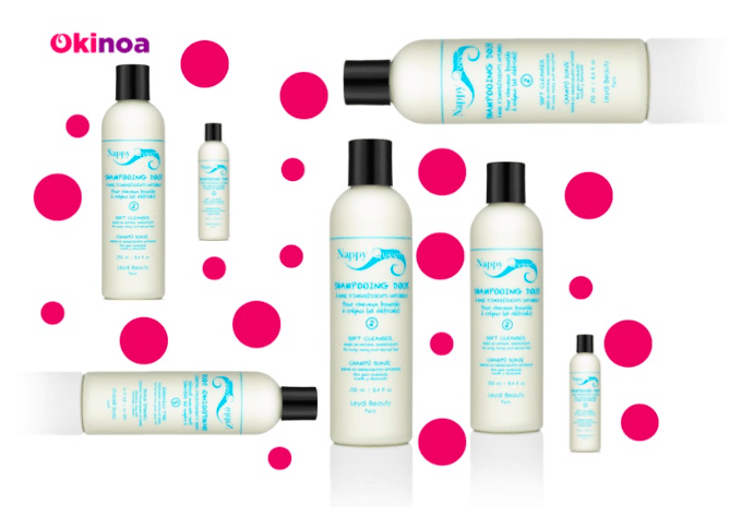 Test Nappy Queen : Shampoing Doux