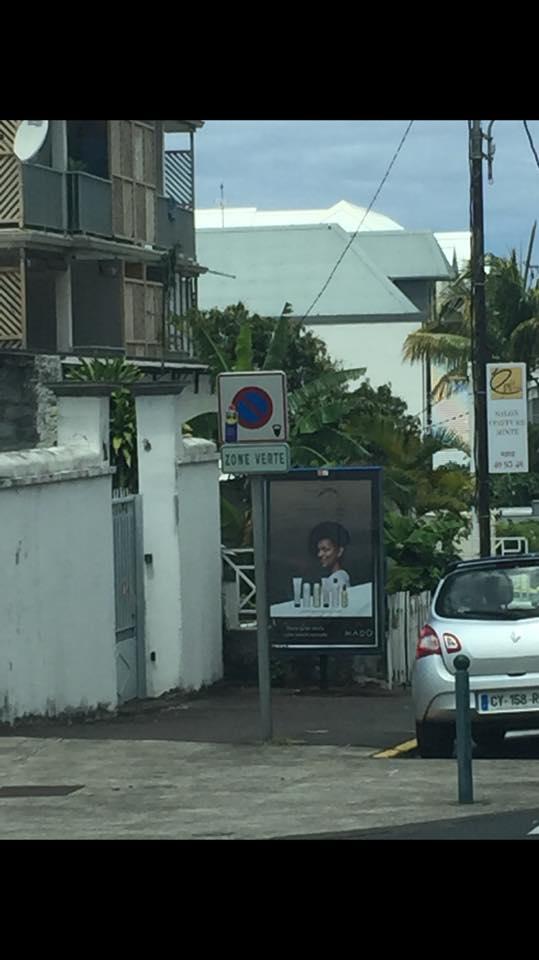 Quand Nappy Queen s'affiche en grand à La Réunion