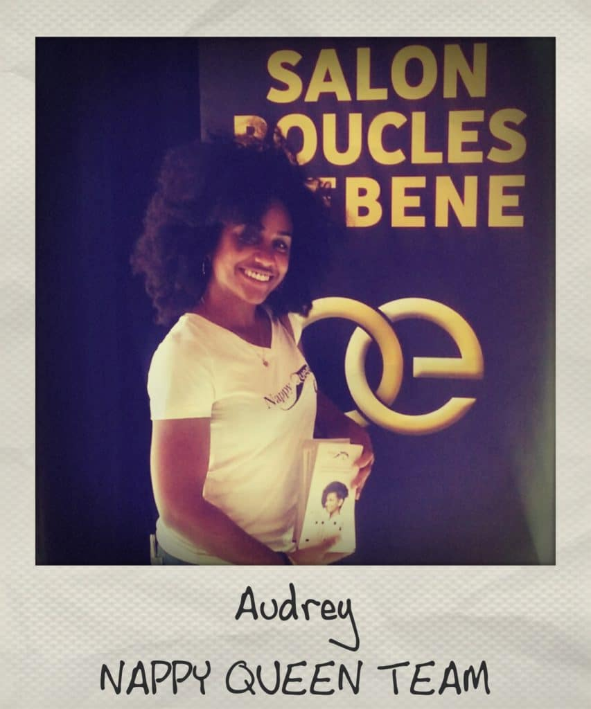 Audrey Nappy Queen Team