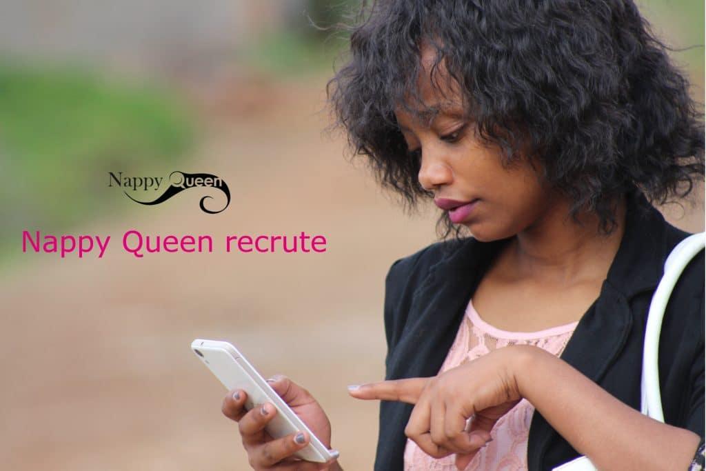 Nappy Queen recrute pour étendre son réseau de distribution