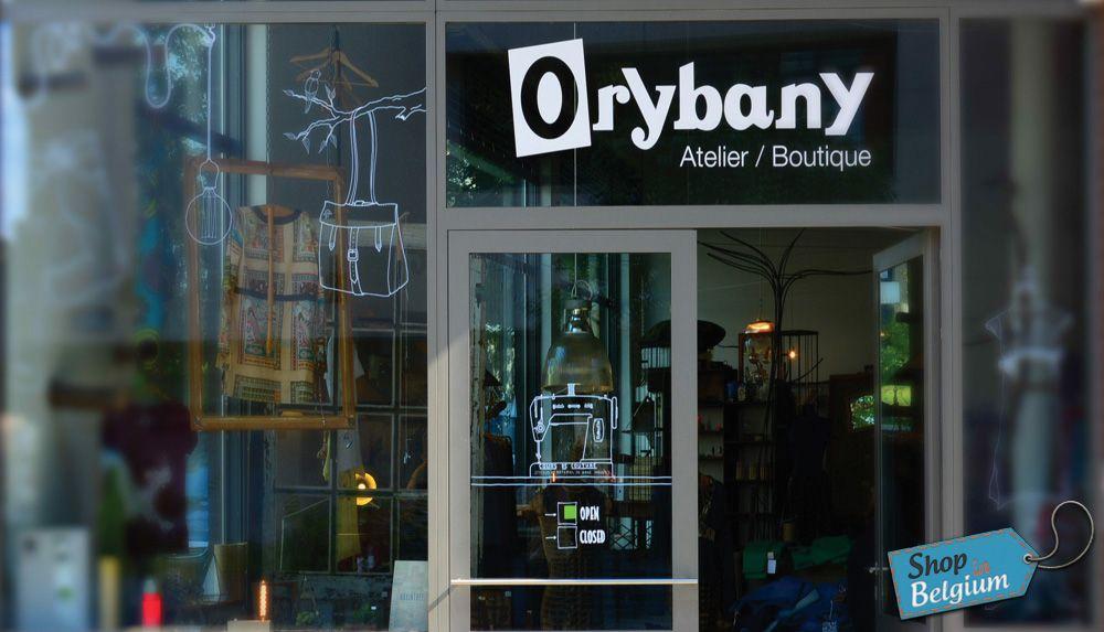 Nappy Queen chez Orybany à Bruxelles, Belgique