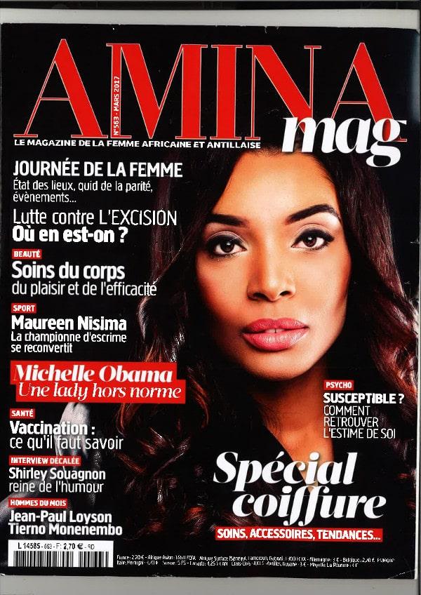 Retrouvez Nappy Kids dans Amina Magazine de Mars 2017