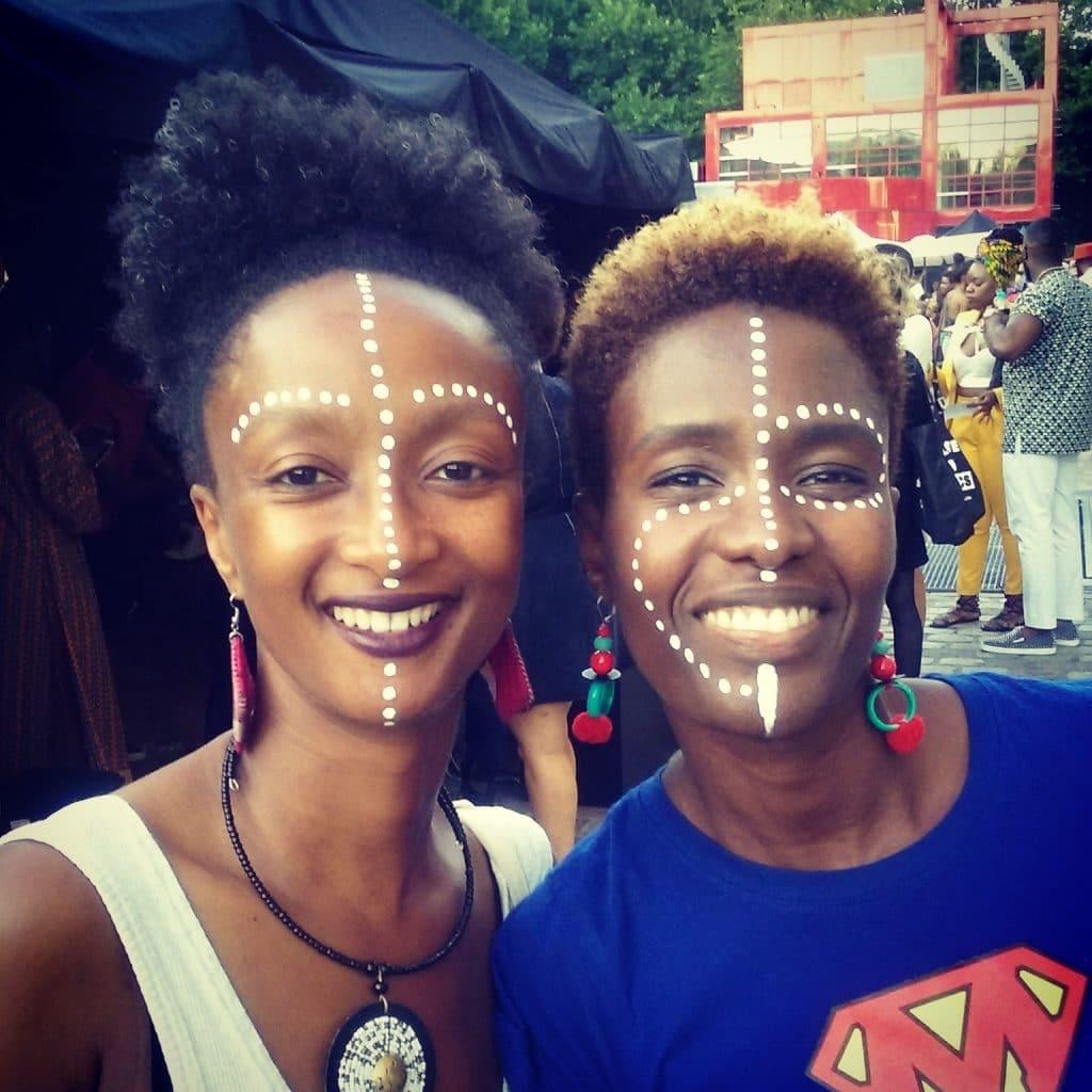 Afropunk Paris un festival à découvrir, Nappy Queen aime