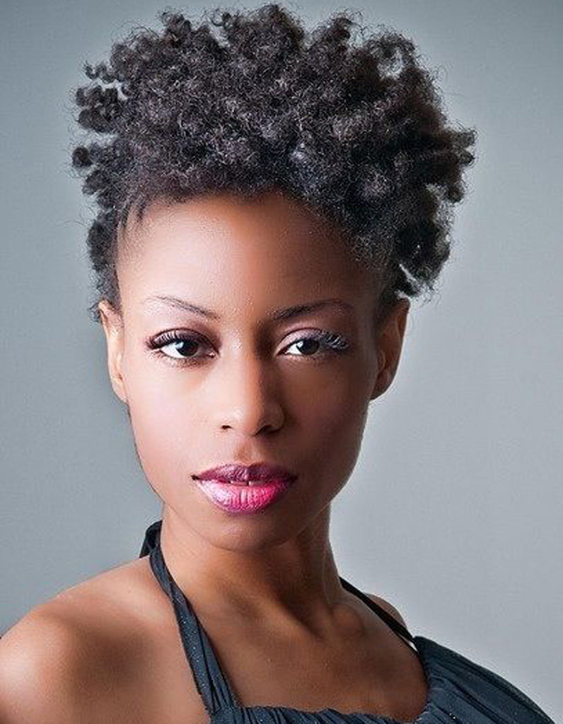 Femme Afro Nappy