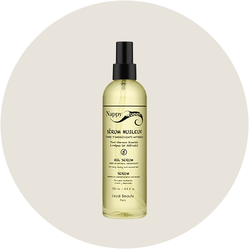 serum huileux 250 ml Nappy Queen