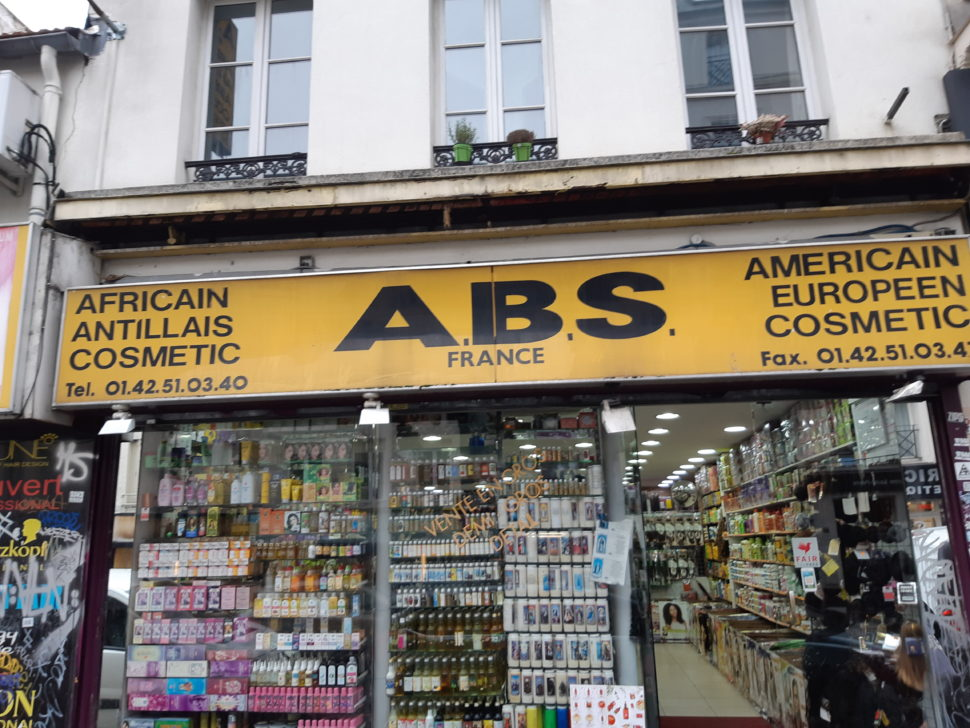 Magasin ABS
