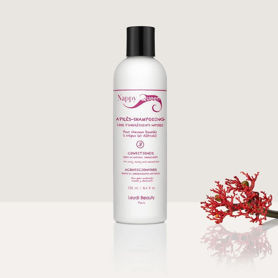 Nappy Queen améliore la formule de son après-shampooing