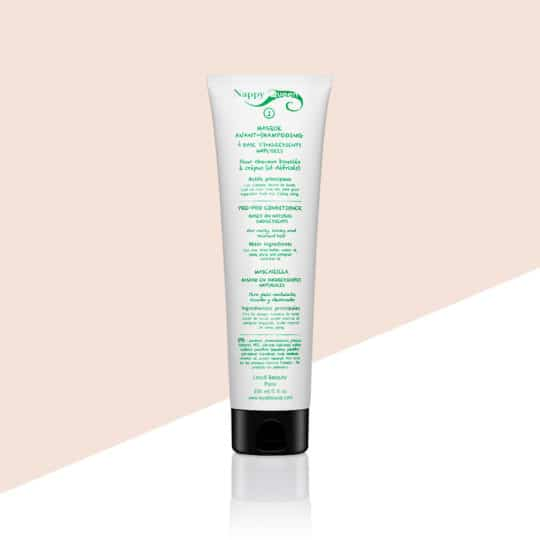 Masque avant shampooing 150ml - Nappy Queen