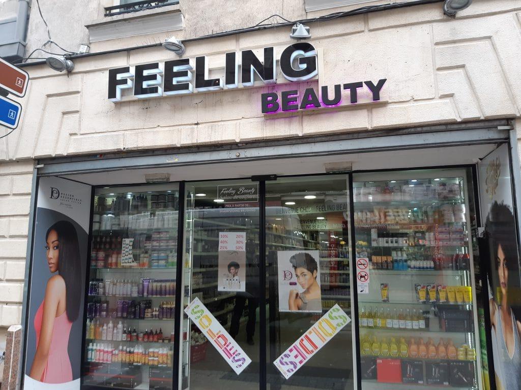 Nappy Queen Chez Feeling Beauty