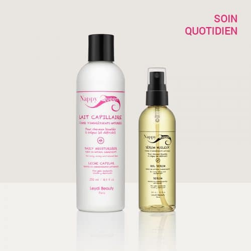 Pack soins quotidiens Nappy Queen