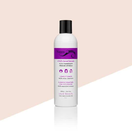 NappyQueen, après-shampoing 250ml