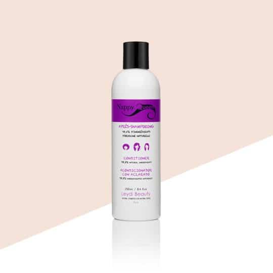 Apres shampoing cheveux bouclés crepus frisés 250ml - Nappy Queen