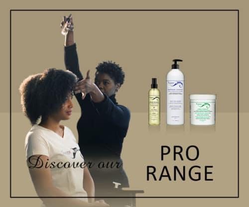 Discover PRO range Nappy Queen