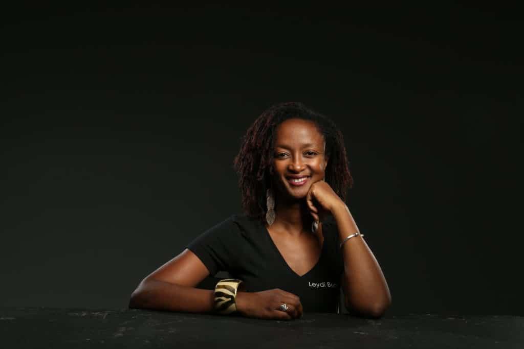 Bilguissa Diallo, fondatrice de Nappy Queen