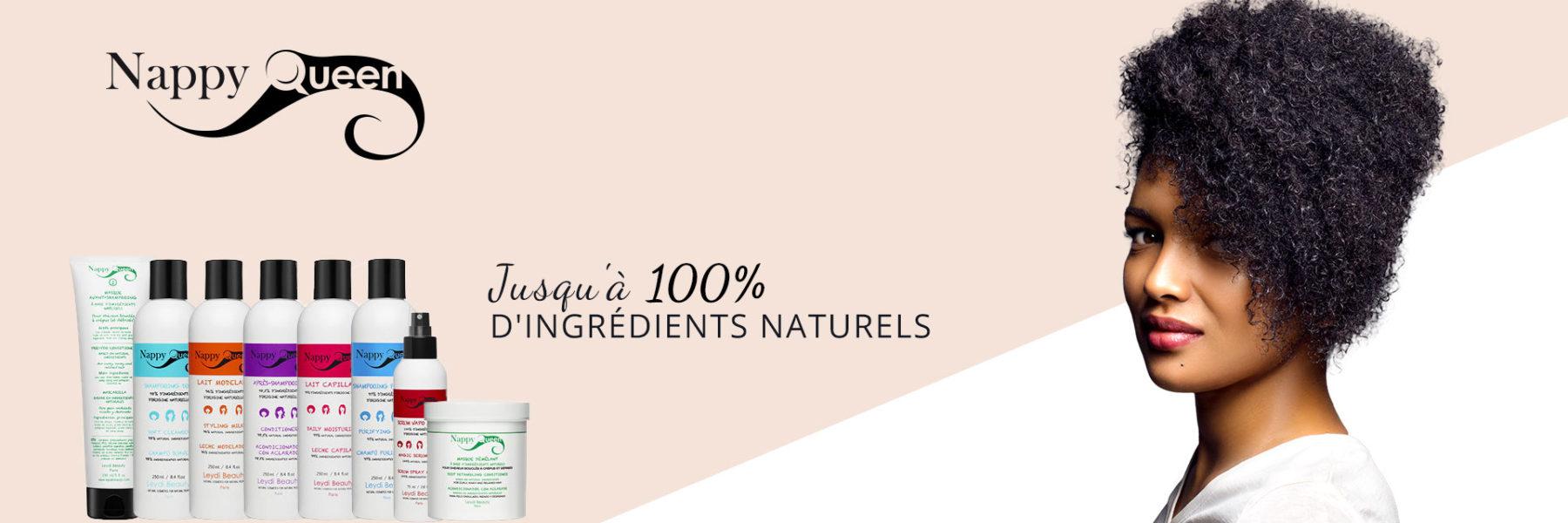 nappyQueen soins naturels cheveux
